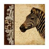 Madagascar Safari II Lámina giclée premium por Patricia Quintero-Pinto