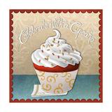 Cupcake II Premium Giclee Print