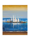 Blue Ocean II Giclee Print by Patricia Pinto