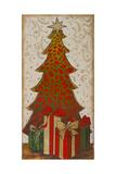 Christmas Tree II Premium Giclee Print by Patricia Quintero-Pinto