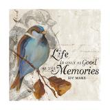 Memories we Make Giclee Print by Patricia Quintero-Pinto