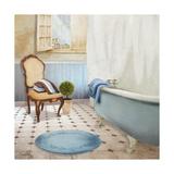 Sundance Bath I Giclee Print by Elizabeth Medley