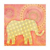 Elephant Giclee Print