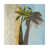 The Beach Giclee Print by Patricia Quintero-Pinto
