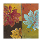 Colorful Maples II Giclee Print by Patricia Quintero-Pinto