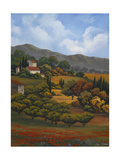 Italian Countryside I Premium Giclee Print by Vivien Rhyan