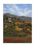 Italian Countryside I Giclee Print by Vivien Rhyan