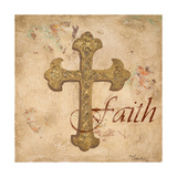 Faith Giclee Print by Tiffany Hakimipour