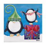 Paddison and Friends I Giclee Print by Gina Ritter