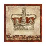 Crowns I Giclee Print by Elizabeth Medley