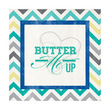 Butter Me Up Premium Giclee Print