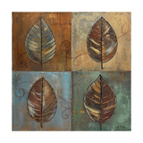 New Leaf Patch I Premium Giclee Print by Patricia Quintero-Pinto