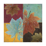 Colorful Maples I Giclee Print by Patricia Quintero-Pinto