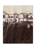 Old Cartagena III Premium Giclee Print by Patricia Quintero-Pinto