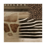 Africa Square II Giclee Print by Patricia Quintero-Pinto