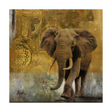 Expedition Square I Giclee Print by Patricia Pinto