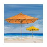 Coastal Scene I Premium Giclee Print by Tiffany Hakimipour