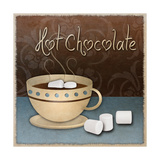 Hot Chocolate Premium Giclee Print