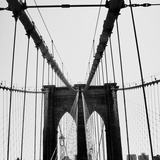 Brooklyn Bridge I Photographic Print by Nicholas Biscardi