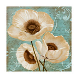 Afternoon Bloom II Giclee Print by Vivien Rhyan