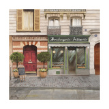French Store I Premium Giclee Print by Elizabeth Medley