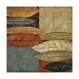 Tall Leaves Square I Giclee Print by Patricia Quintero-Pinto