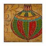 Ornament III Stampa giclée premium di Patricia Quintero-Pinto