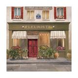 French Store II Reproduction giclée Premium par Elizabeth Medley