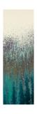 Teal Woods I Giclée-Premiumdruck von Roberto Gonzalez
