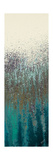 Teal Woods I Giclee Print by Roberto Gonzalez