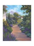 Garden Path I Giclee Print by Vivien Rhyan