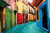Granada, Espanja Valokuvavedos tekijänä Ynon Mabat