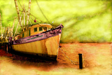 Boat VI Photographic Print by Ynon Mabat