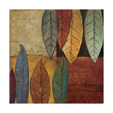 Tall Leaves Square II Giclee Print by Patricia Quintero-Pinto