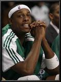Atlanta Hawks v Boston Celtics: Paul Pierce Prints by  Elsa