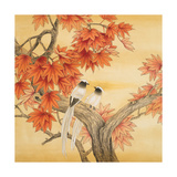 Love Birds I Giclee Print
