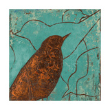 Lovely Birds I Prints by Patricia Quintero-Pinto