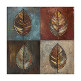 New Leaf Patch II Giclee Print by Patricia Quintero-Pinto