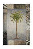 Sun Palm II Giclee Print by Michael Marcon