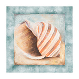 Sun, Sand and Surf I Giclee Print by Patricia Quintero-Pinto