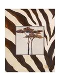 Contemporary Africa I Giclée-tryk af Patricia Quintero-Pinto