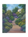 Garden Path II Giclee Print by Vivien Rhyan