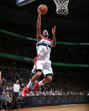 Mar 26, 2014, Phoenix Suns vs Washington Wizards - Trevor Ariza Photographic Print by Ned Dishman