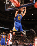 Feb 24, 2014, Golden State Warriors vs Detroit Pistons - Andrew Bogut Photographic Print by Dan Lippitt