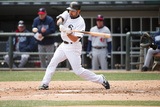 Apr 2, 2014, Minnesota Twins vs Chicago White Sox - Adam Eaton Photographic Print by Ron Vesely