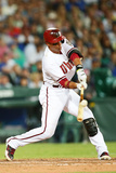 Mar 22, 2014, Los Angeles Dodgers vs Arizona Diamondbacks - Martin Prado Photographic Print by Matt King