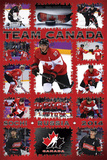 Hockey Canada - Superstars Posters
