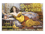 Dentifrice Oriental Premium Giclee Print by  PAL (Jean de Paleologue)