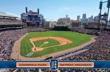 Detroit Tigers - Comerica Park 14 Prints