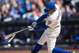 Mar 31, 2014, Washington Nationals vs New York Mets - Curtis Granderson Photographic Print by Rob Tringali